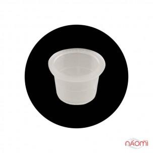 Емкость для пигмента, пластиковая, D 1,6 см