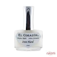 Средство для восстановления ногтей EL Corazon Iron Hard № 418, 16 мл