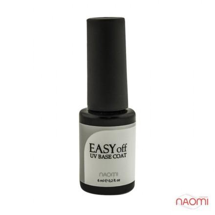 База легкоснимаемая для гель-лака Naomi Gel Base Easy off, 6 мл , фото 1, 90.00 грн.