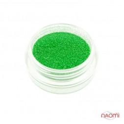 Бархатный песок, зелёный BP-05