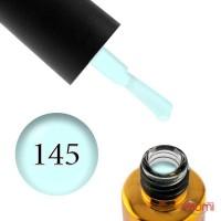 Гель-лак F.O.X Pigment 145 светло-голубой, эмалевый, 6 мл