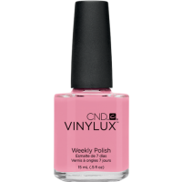 Лак CND Vinylux Weekly Polish 150 Strawberry Smoothie светлый жемчужно-розовый, 15 мл