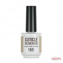 Средство для удаления кутикулы NUB Cuticle Remover, 15 мл