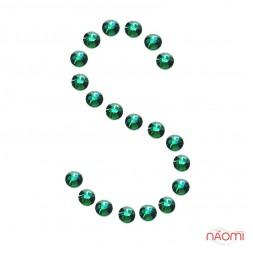 Стразы SWAROVSKI ss 5 Emerald (100шт)