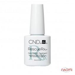 Засіб для відновлення нігтів кератіновой CND Essentials RescueRXx 15 мл