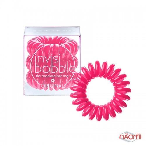 Резинка-браслет для волос Invisibobble ORIGINAL Pinking of You, цвет розовый, 30х16 мм, 3 шт., фото 1, 139.00 грн.