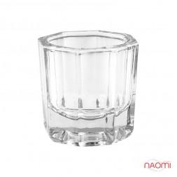 Стаканчик для мономера/фарби (скляний)