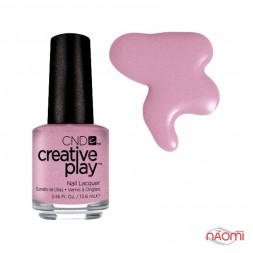Лак CND Creative Play 458 I Like To Mauve It, фиолетовый, 13,6 мл