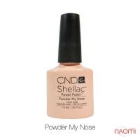 CND Shellac Powder My Nose телесный, 7,3 мл