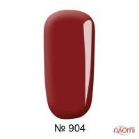 Гель-лак F.O.X Masha Create Pigment 904 терракотово-красный, 6 мл