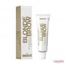 Фарба для брів і вій RefectoCil №0 Blonde Brow блонд, 15 мл
