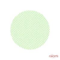Украшения для ногтей сетка, цвет салатовый, 11,5х5,5 см