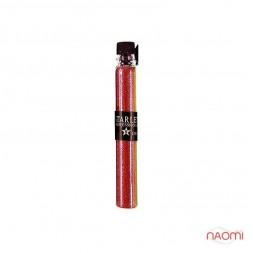 Блестки Starlet Professional для украшения ногтей, цвет марсало-красный в пробирке