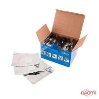 Фольга-спонж для снятия гель-лака Gellacco, 100 шт.