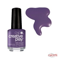 Лак CND Creative Play 456 Isnt She Grape, фіолетовий, 13,6 мл