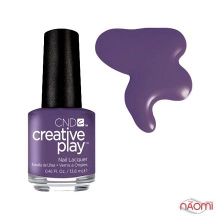 Лак CND Creative Play 456 Isnt She Grape, фиолетовый, 13,6 мл, фото 1, 139.00 грн.