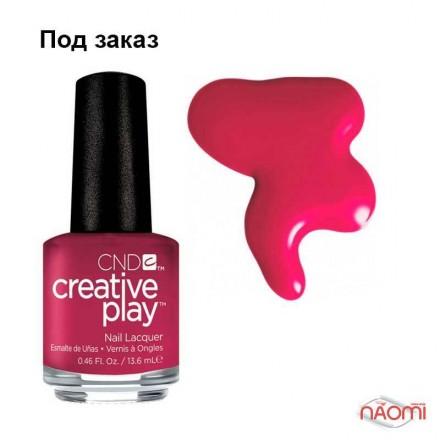 Лак CND Creative Play 467 Berried Secret, розово-фиолетовый, 13,6 мл, фото 1, 119.00 грн.