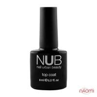 Топ для гель-лаку NUB Nail Urban Beauty, 8 мл