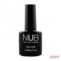 Топ для гель-лака NUB Nail Urban Beauty, 8 мл