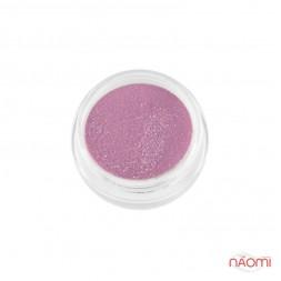 Акриловая пудра My Nail № 007, цвет розовый с блестками, 2 г