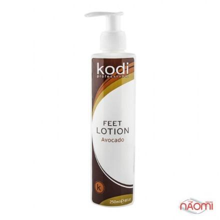 Лосьон для ног Kodi с экстрактом авокадо, 250 мл, фото 1, 145.00 грн.