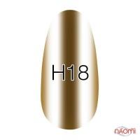 Лак Kodi Professional Hollywood H 18 теплое золото хроматик, 8 мл