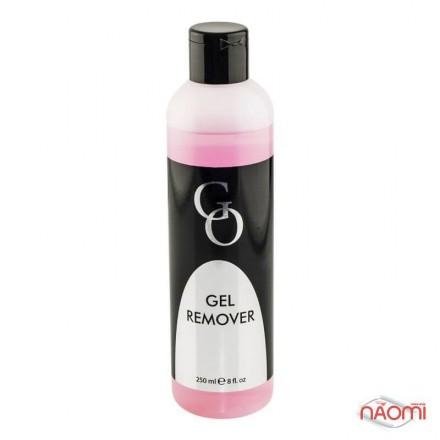 Жидкость для снятия гель-лака GO Gel Remover, 250 мл, фото 1, 85.00 грн.
