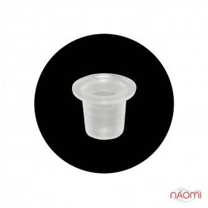 Емкость для пигмента, пластиковая, 0,8 см