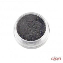 Акриловая пудра My Nail № 006, цвет темно-серый с микроблеском, 2 г