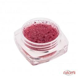 Хрустальная крошка Swarovski Crystal Pixie, цвет розовый, реплика, 0,5 г