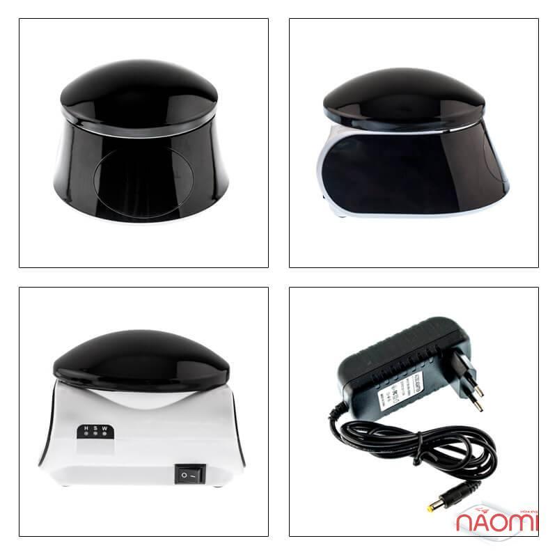 Аппарат для снятия гель-лака, цвет черный, фото 3, 1 400.00 грн.