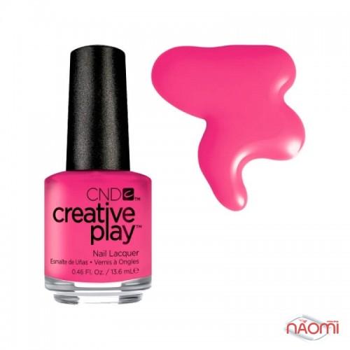 Лак CND Creative Play (474) Peony Ride, рожевий, 13,6 мл, фото 1, 129.00 грн.