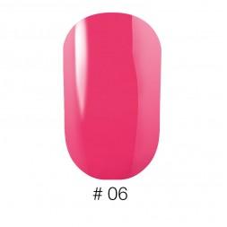Лак Naomi VINYTONE 06 ярко-розовый, насыщенный, 12 мл