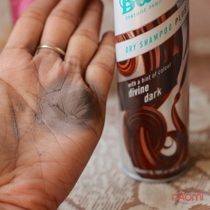 Сухой шампунь для волос - Batiste Dry Shampoo, Divine Dark a Hint of Colour, 200 мл