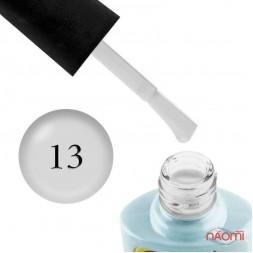 Гель-лак Yo nails Sweety № 13 блідо-сірий, 8 мл