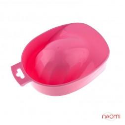 Ванночка для маникюра YRE розовая