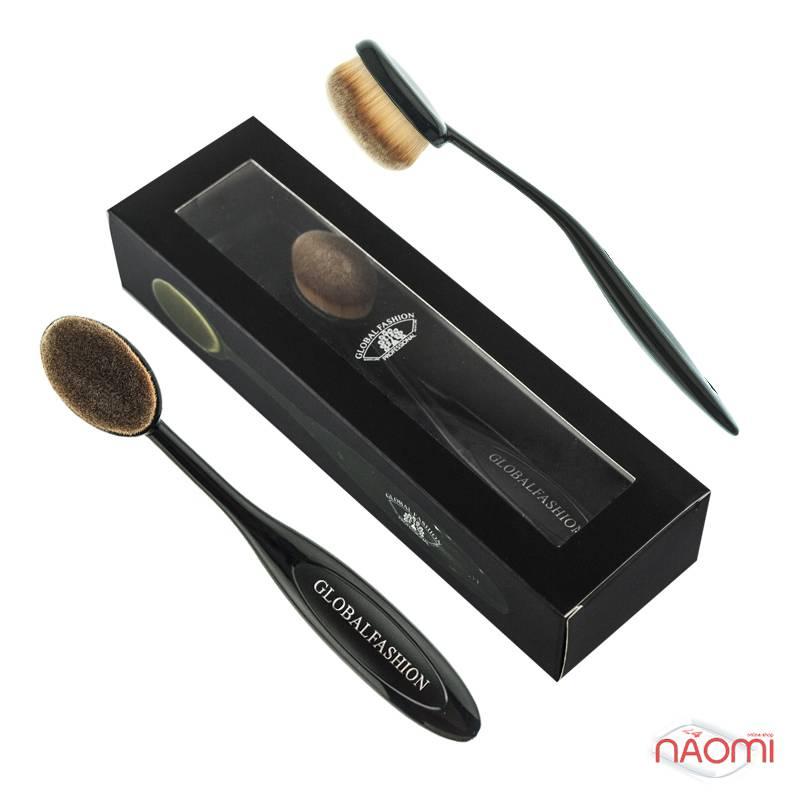 Кисть для макияжа Зубная щетка Global Fashion, размер М, фото 2, 79.00 грн.
