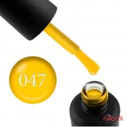 Гель-лак My Nail 047 желтый, 9 мл