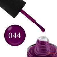 Лак NUB 044 Diva пурпурно-фіолетовий, 14 мл