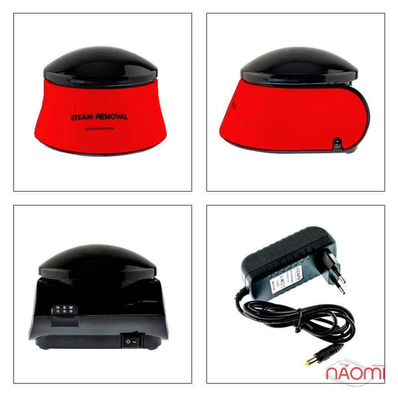 Аппарат для снятия гель-лака, цвет красный, фото 2, 1 400.00 грн.