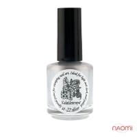 Краска для стемпинга EL Corazon - Kaleidoscope № st-22 silver/серебро 15 мл