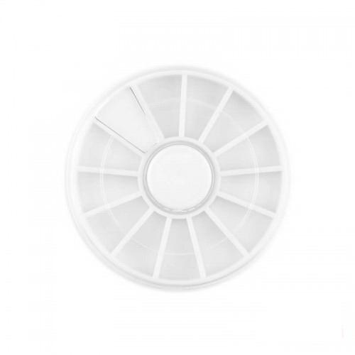 Контейнер Карусель для декора, цвет черный/белый, фото 1, 15.00 грн.