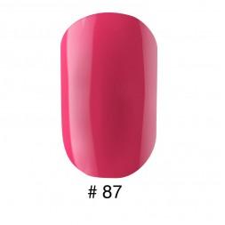 Лак Naomi 087 яркий розовый, 12 мл