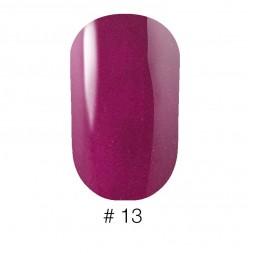 Лак Naomi VINYTONE 13 глубокий фиолетовый с шиммерами, 12 мл