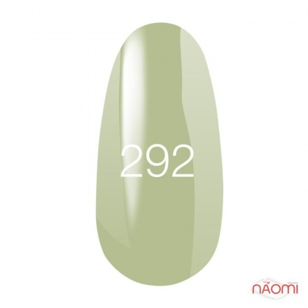Гель-лак Kodi Professional 292 светлый оливковый эмалевый, 8 мл, фото 1, 135.00 грн.