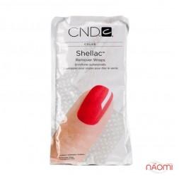 Самоклеющие спонжи CND Shellac Remover Wraps, 10 шт.