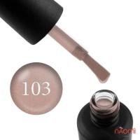 Гель-лак My Nail 103 бледно-розовый с шиммерами, 9 мл