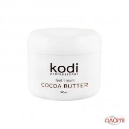 Крем для ніг Kodi з маслом какао і екстрактом лимону, 100 мл