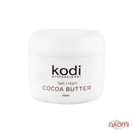 Крем для ног Kodi с маслом какао и экстрактом лимона, 100 мл, фото 1, 220.00 грн.
