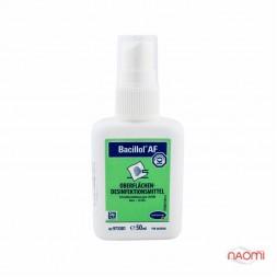 Бациллол АФ для дезінфекції інструменту і поверхні з дозатором, 50 мл